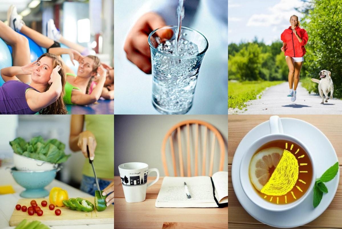 Привычки которые прибавляют 10 лет жизни