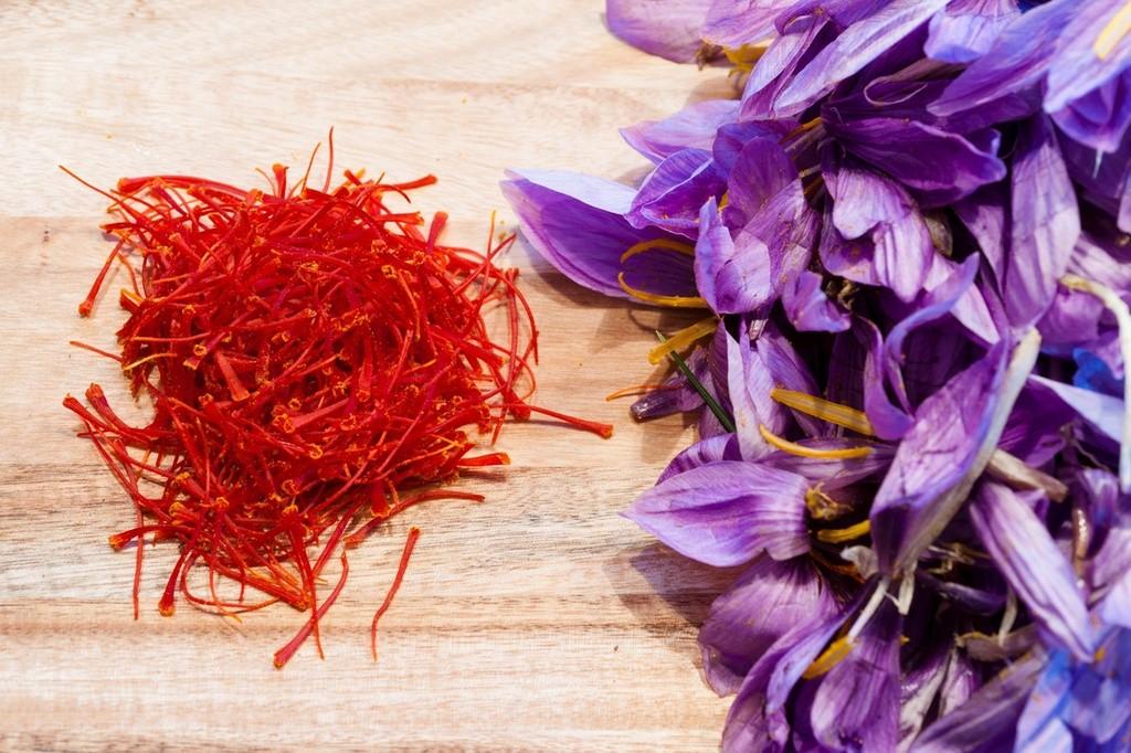 Полезные свойства экзотического шафрана, о которых вы не знали