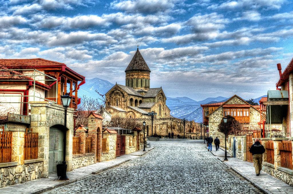 Достопримечательности древней столицы Грузии Мцхета