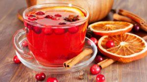 Чай Горячий-цитрус