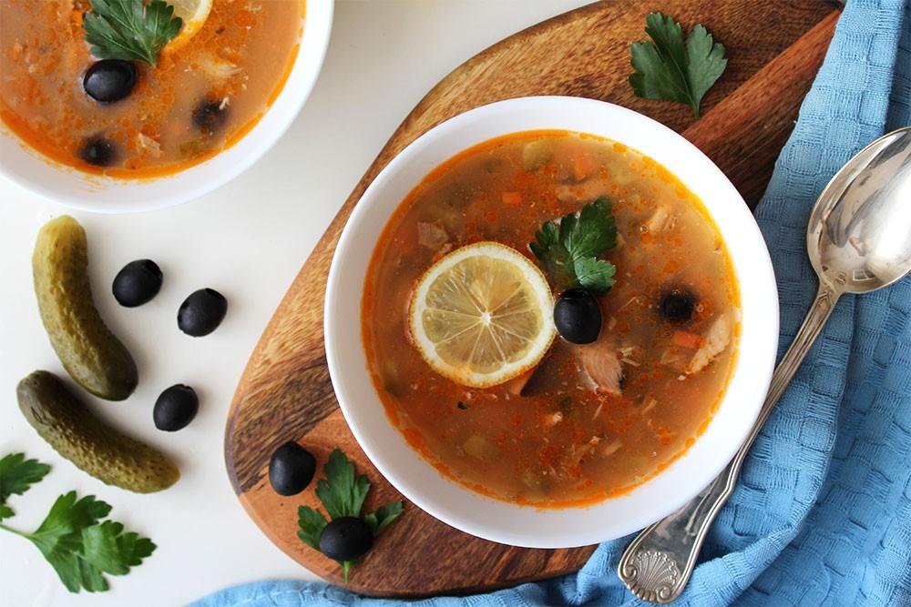 5 самых популярных супов в русской кухне
