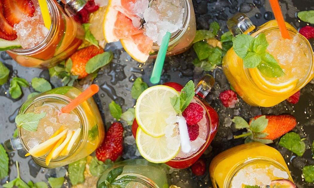 Домашний лимонад: 10 лучших рецептов