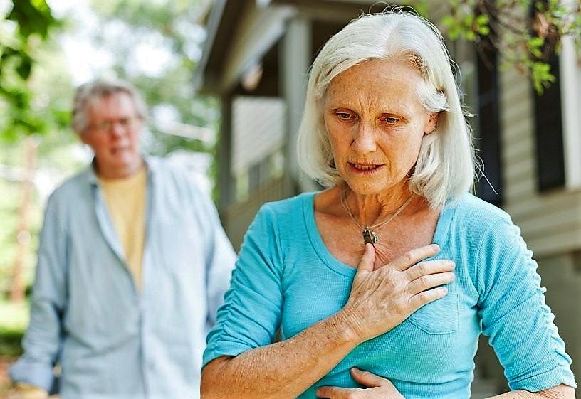 11 симптомов указывающих на серьезные проблемы с сердцем!