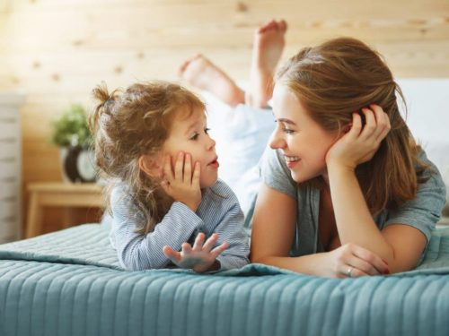 Как стать близким другом своему ребенку