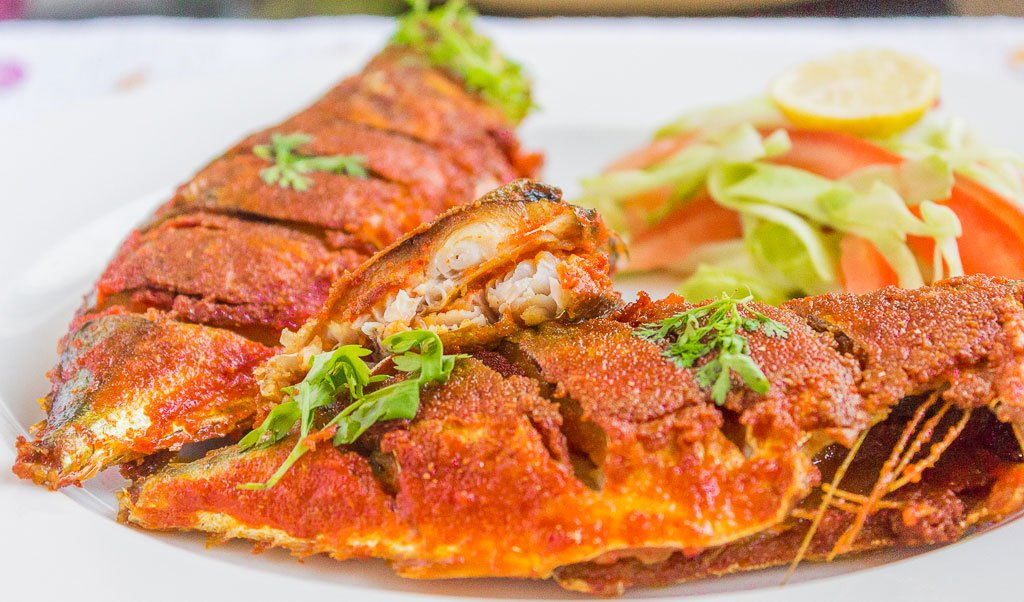 Рецепт самой вкусной жареной рыбки с хрустящей корочкой