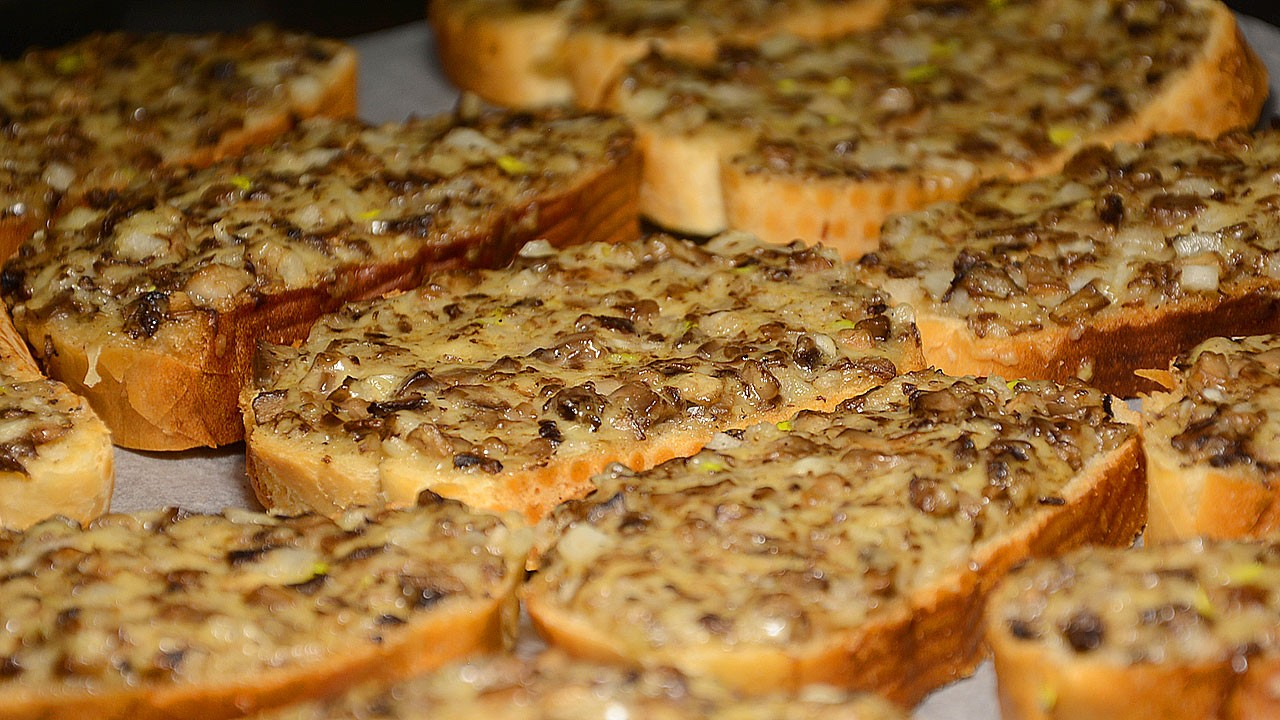 Разные виды и рецепты вкусных бутербродов