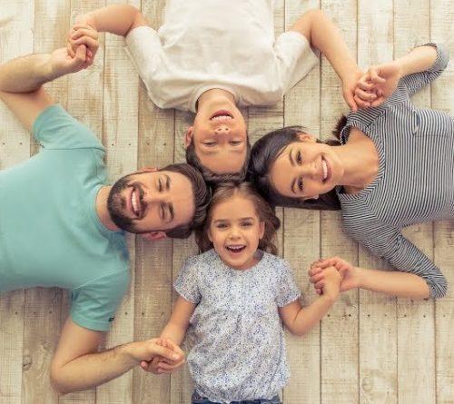 Соблюдение иерархии в семье