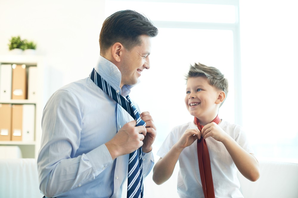 30 советов ка вырастить из сына главу семейства