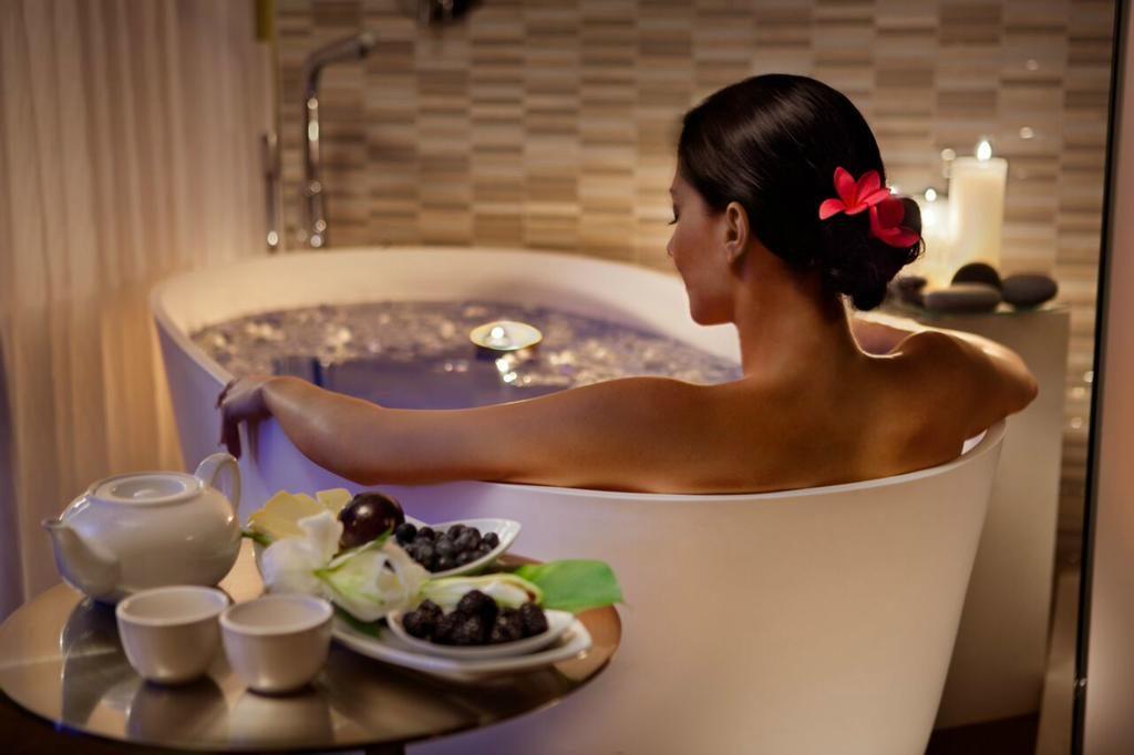 Скипидарные ванны для похудения