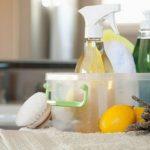 Как продукты питания помогают в уборке