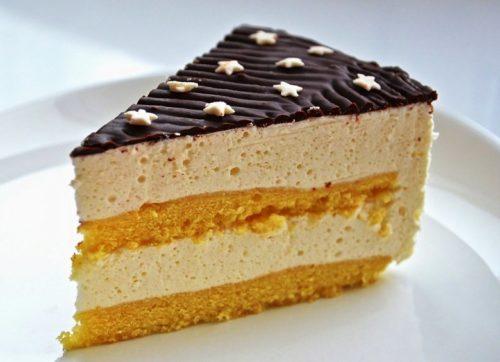 Торт Птичье молоко очень быстро и вкусно