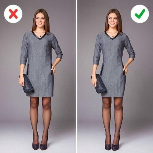 Как спрятать не идеальный живот под одеждой
