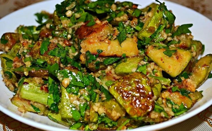 Кабачки вкуснее мяса! С этим рецептом каждый полюбит овощи.