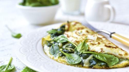 Лучшие рецепты завтрака для сжигания жира