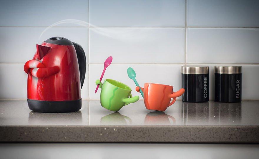 Как можно очистить чайник от накипи