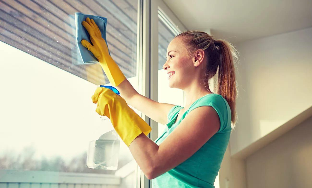 Как быстро и качественно помыть окна без разводов