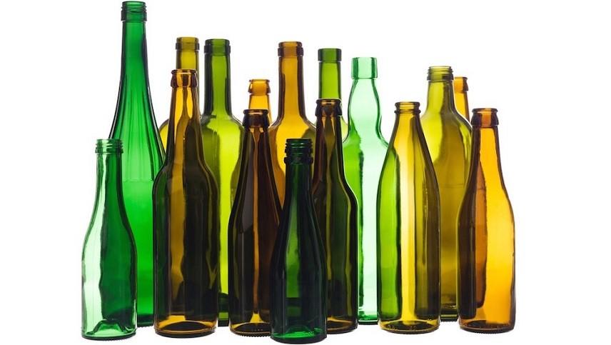 Как отмыть бутылку
