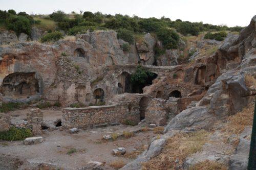 пещера семи спящих