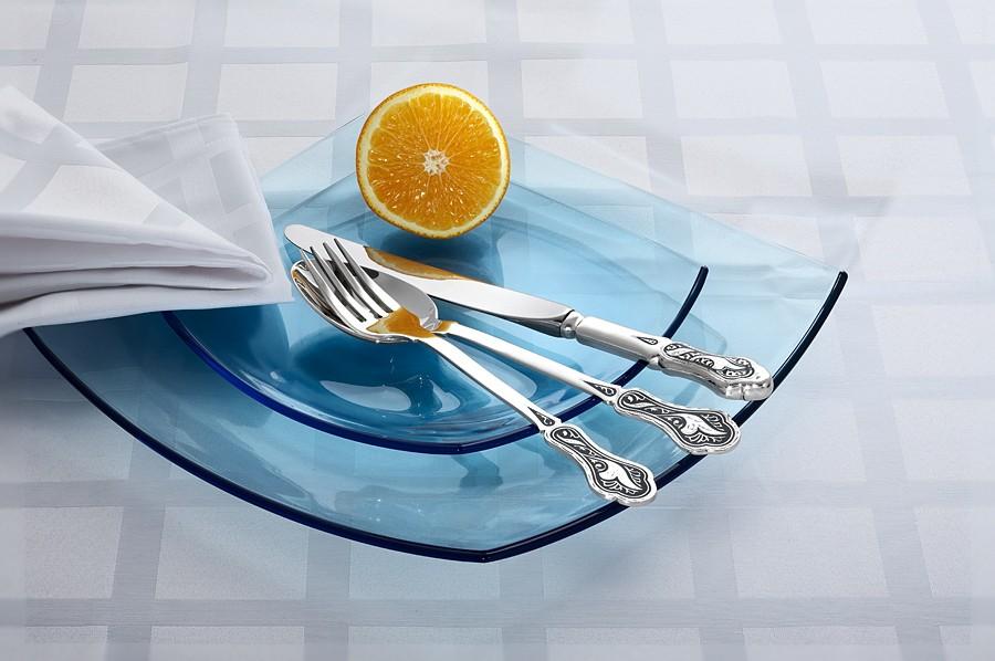 Как отмыть ложки столовые приборы