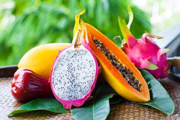 Экзотические фрукты о некоторых вы даже и не слышали