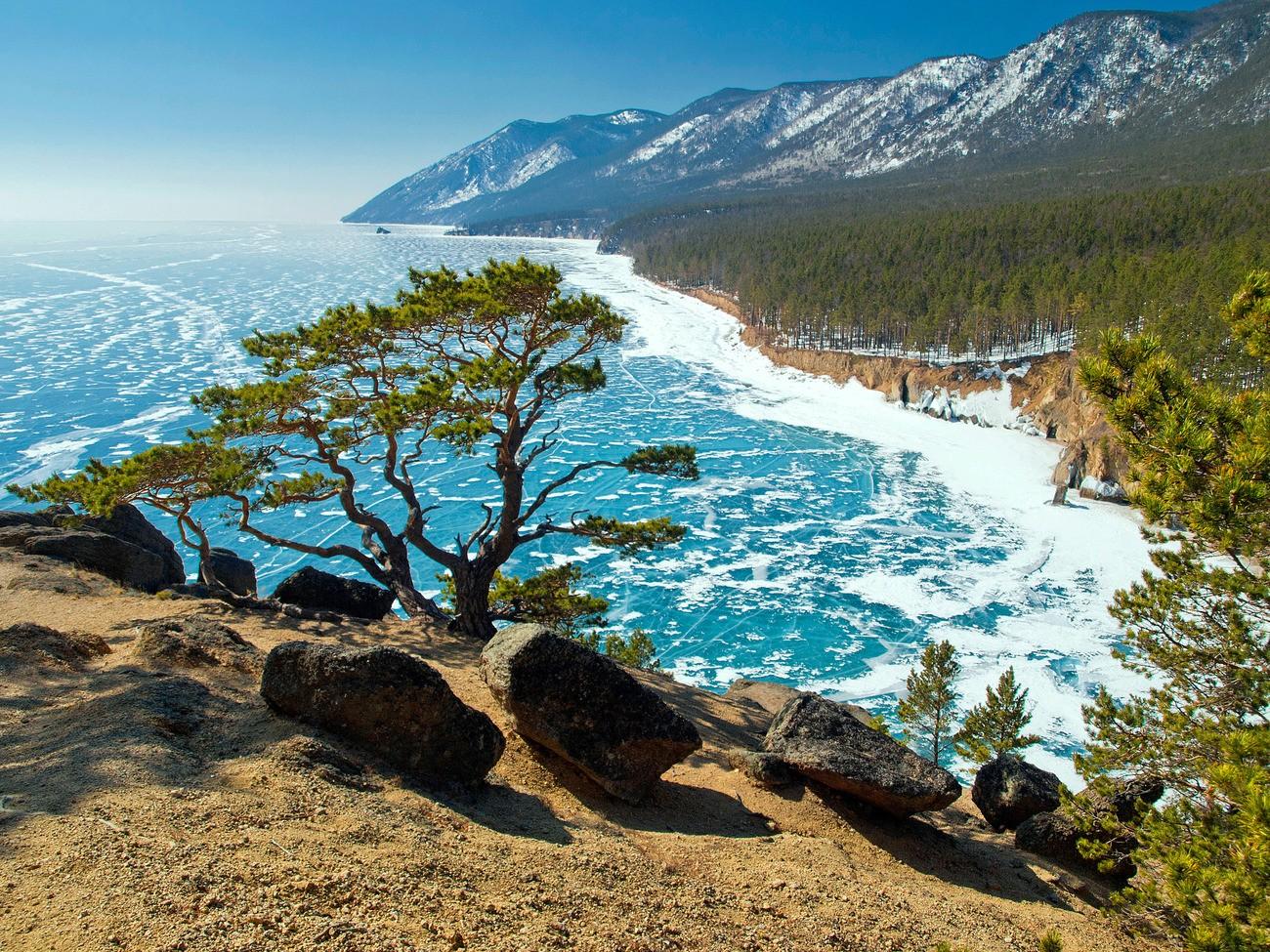 Байкал: величайшее озеро