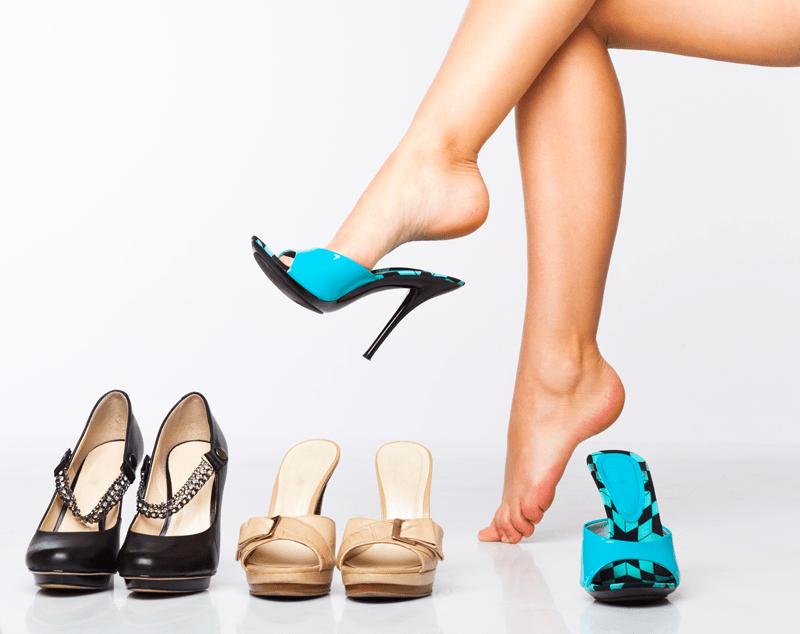 Как измерить полноту ноги
