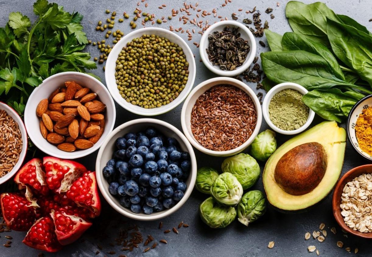 Лучшие продукты, ускоряющие метаболизм