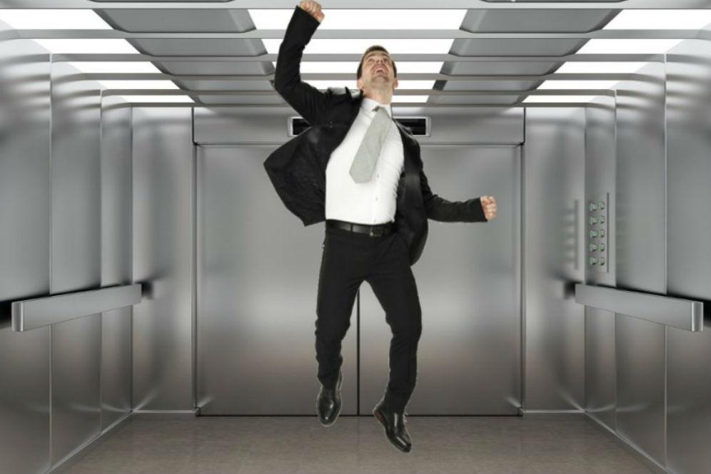 Как выжить в свободно падающей кабине лифта