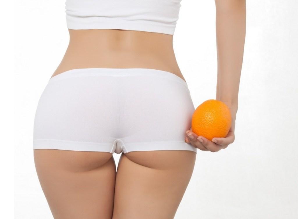 5 эффективных упражнений против целлюлита