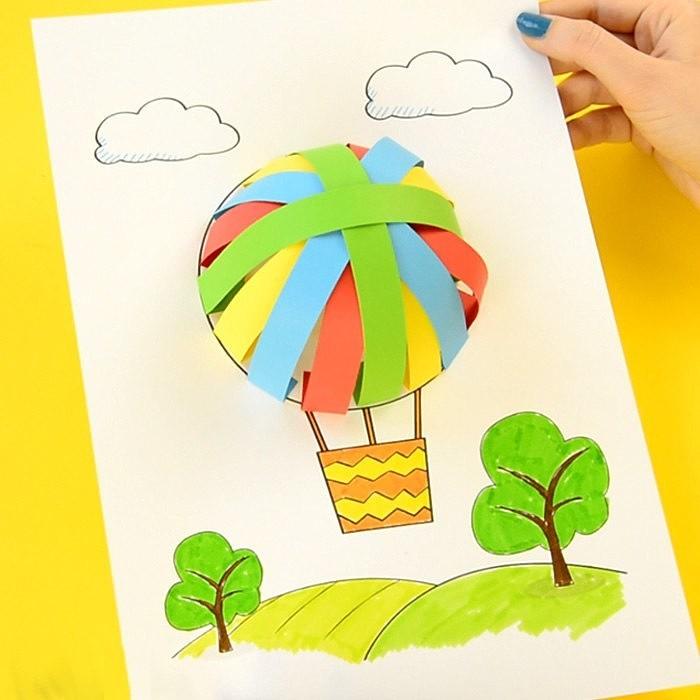 Новогодние шары из бумаги своими руками: схемы с фото
