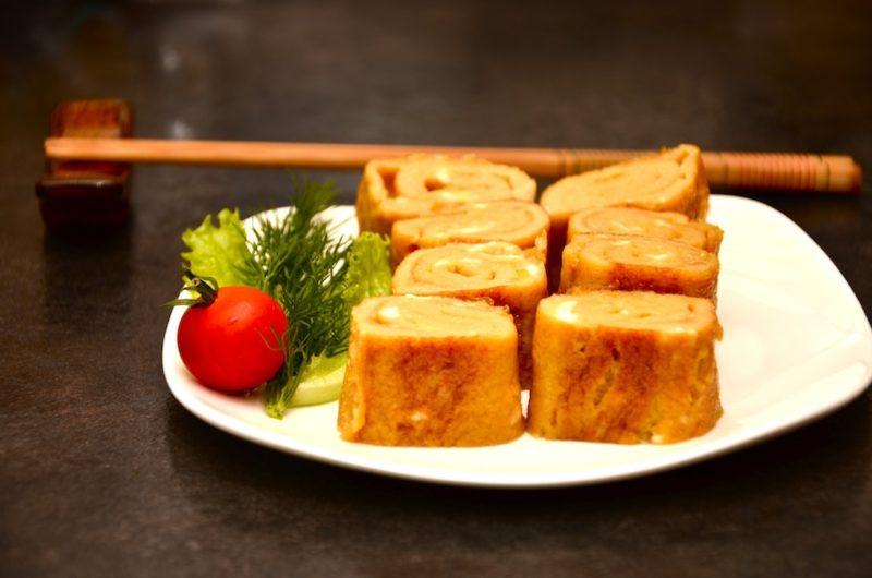 Тамагояки (Японский омлет)