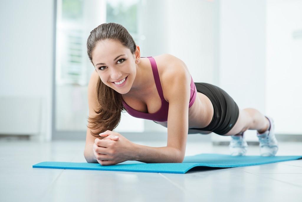 Эффективная тренировка на все группы мышц