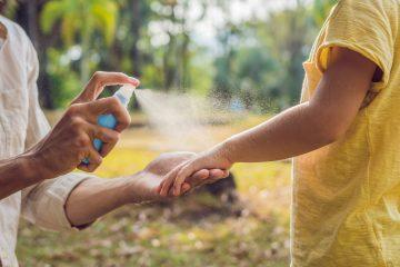 8 убийственных ароматов против комаров и мошек
