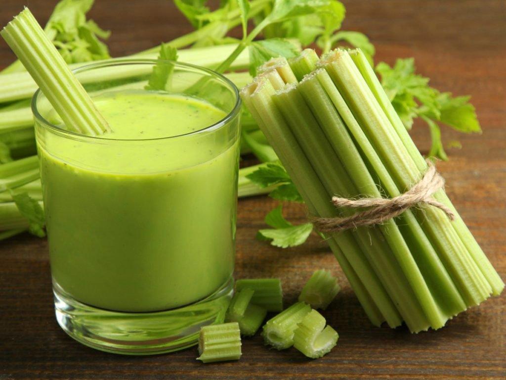 Сок сельдерея полезные свойства для мужчин