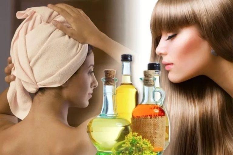 7 натуральных масел, которые помогут оживить даже убитые волосы
