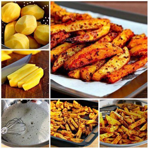Приготовь хрустящий картофель фри без масла