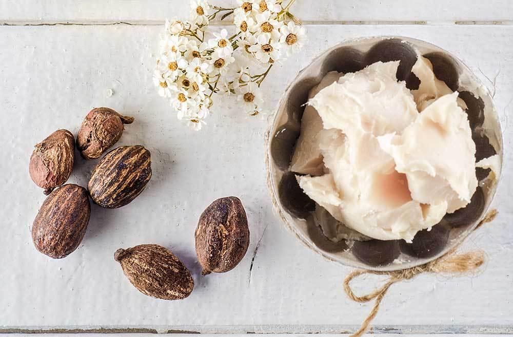 Масло карите — полезные свойства и применение