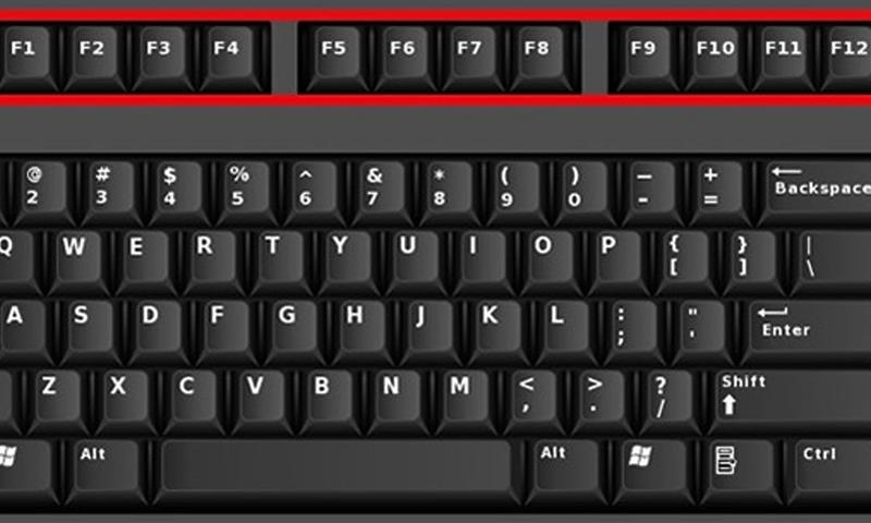А вы знаете зачем нужны верхние клавиши f1–f12? Мне эта информация пригодилась