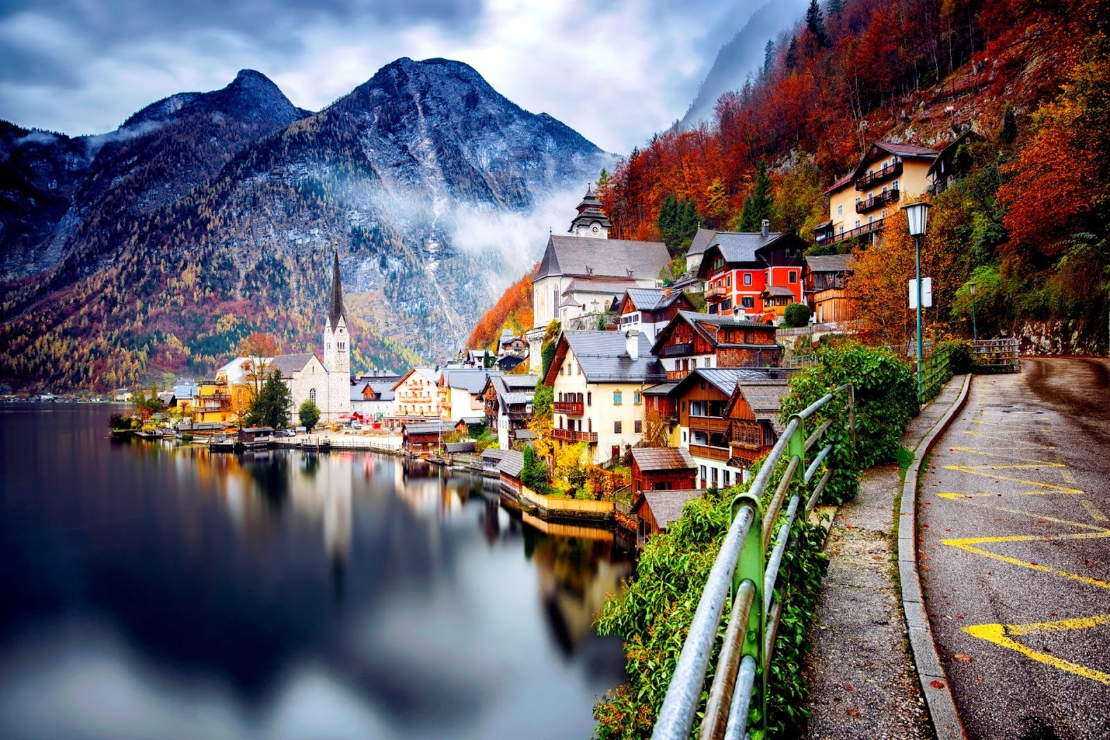 30 достопримечательностей Австрии