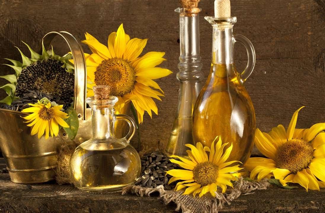 Подсолнечное масло — полезные свойства и противопоказания