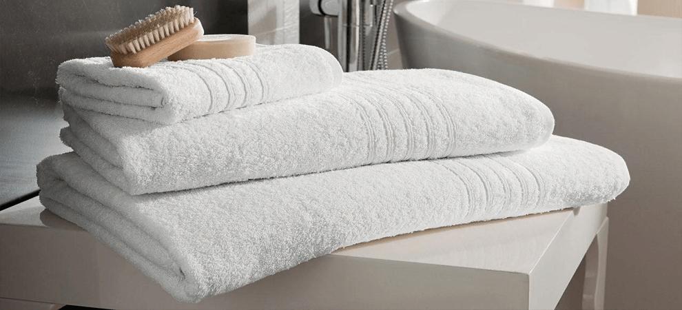 Как отбелить махровые полотенца в домашних условиях