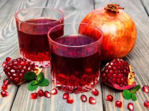 Гранатовый сок — полезные свойства и противопоказания