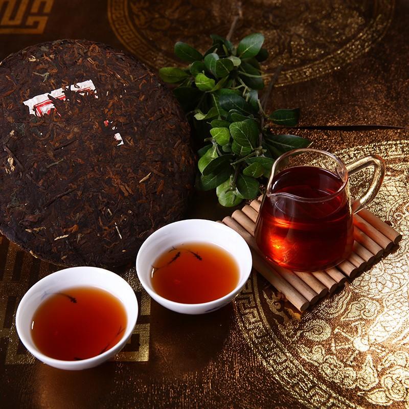 чай пуэр википедия свойства