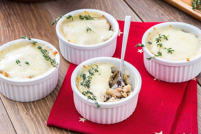Традиционный соус к жульену