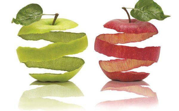 Яблочная кожура — полезные свойства и применение