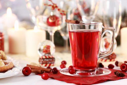 Чай с клюквой – полезные свойства и противопоказания