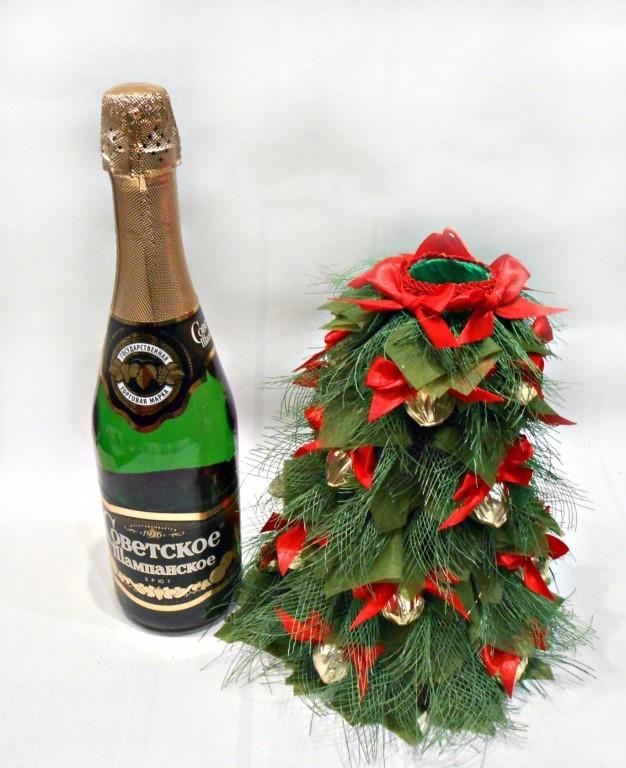 Елочка нa шампанское