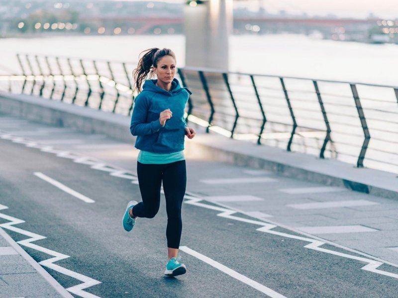 Как получасовая пробежка может улучшить вашу жизнь?