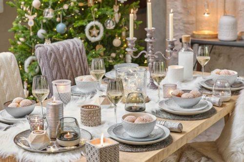 Особенности декорации стола и дома на Новый год 2020