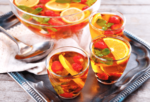 Апельсиновый пунш